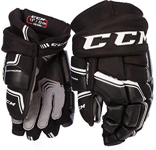 CCM Handschuhe Quicklite 290 JR - 11 - Black/White