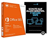 Microsoft Office 365 Home & F-Secure SAFE Internet Security 2015 1 Jahr/ 2 Geräte