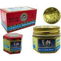 """Preisvergleich für China-Balsam """"White Camel Balm"""", 25ml, 18,4 g, in dekorativem Glasdöschen"""