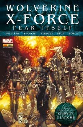 Wolverine & X - Force Fear Itself - Marvel Mega N. 76