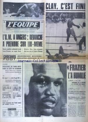 EQUIPE (L') [No 7743] du 10/03/1971