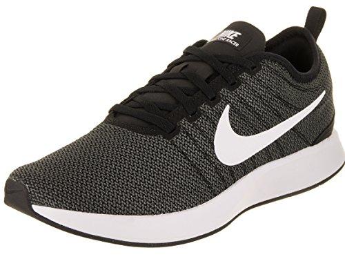 Nike Dualtone Racer, Scarpe da Ginnastica Uomo Nero (Black/White/Dark Grey)