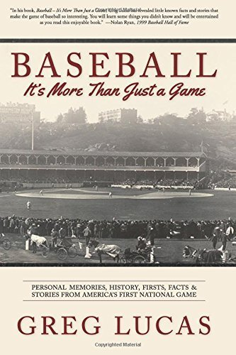 Baseball: It's More Than Just a Game by Lucas, Greg (2014) Paperback