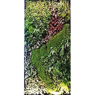 Grün Modular System Living Wall Vertical Garden Pflanzen Home Office Domestic Commercial Innen Dekoration * * * Pflanzen nicht enthalten * * *