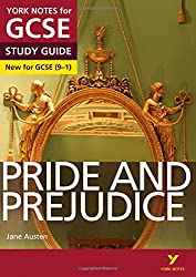Pride and Prejudice: York Notes for GCSE (9-1)