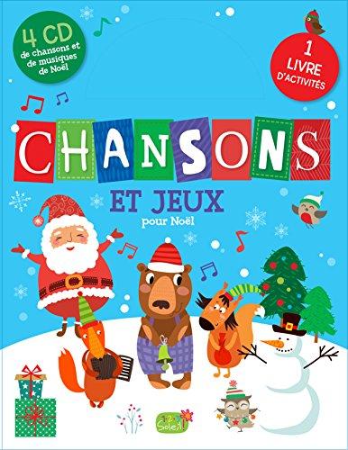 Chansons et jeux pour Noël (4CD audio)