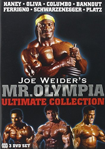 Preisvergleich Produktbild Joe Weider's Mr Olympia Ultimate Collection [DVD]