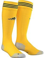 adidas Adisock 12 Sockenstutzen gelb / schwarz, 0 (Gr.31-33)
