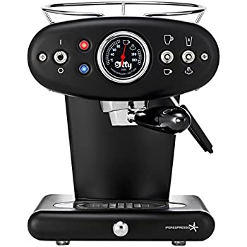 Máquina de café espresso Cápsulas Iperespresso x1 Anniversary, 1.0 L negro