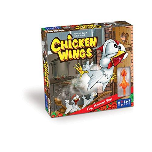 Preisvergleich Produktbild Huch & Friends 879431 - Chicken Wings, Geschicklichkeitsspiel