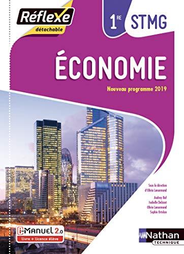 Economie - 1re STMG (Pochette)