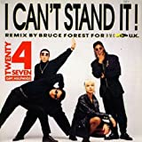 Twenty 4 Seven Featuring Captain Hollywood - I Can't Stand It! (The Remix) - BCM Records (UK) Ltd. - BCM R 395, BCM Records - BCM 14395, BCM Records - 14395