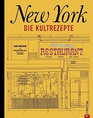 New York: Die Kultrezepte