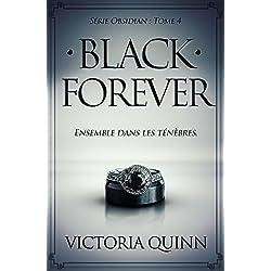Black Forever (French) (Obsidian t. 4)