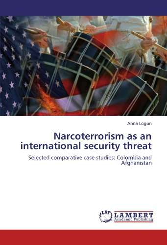 Narcoterrorism as an international security threat: Selected comparative case studies: Colombia and Afghanistan