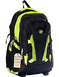 Laptop Backpack For Up To 17-Inch Laptops - Lightweight Padded Sleeve Design - By Utopia Home