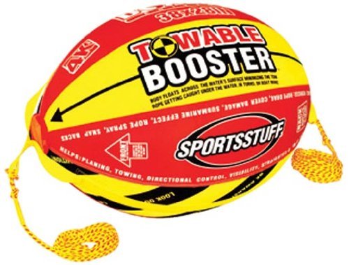 SportsStuff 53-2030 4K Booster Ball, ziehbar (1 Aufblasbares Towable)