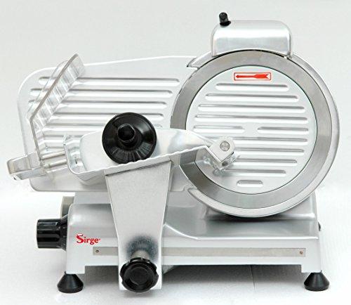 Sirge AFFPROF22 Affettatrice Professionale [280 WATT - Lunghezza taglio 14cm] semiautomatica a...