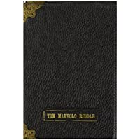 Noble Collection - Harry Potter - Horcrux Diario di Tom Marvolo Riddle