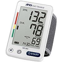 A&D Medical UB-542XL Tensiómetro digital de muñeca, ...
