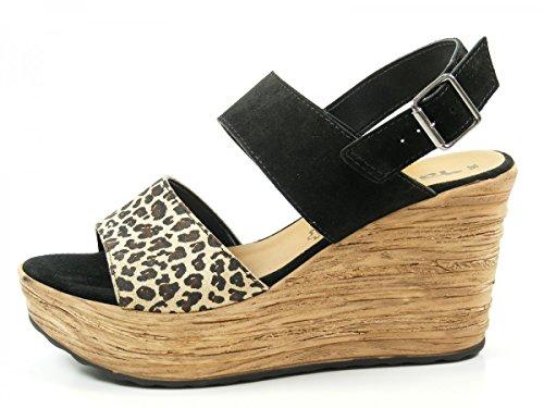 Tamaris 1-28055-36 sandales mode femme Schwarz