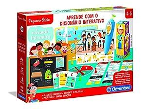 Clementoni - APRENDE COM O DICIONÁRIO INTERATIVO (67635 - Versión Portuguesa)