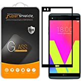 [2-Pack] Supershieldz For LG V20 Tempered Glass Screen Protector, [Full Screen Coverage] Anti-Scratch, Bubble Free