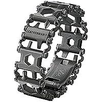 Leatherman 832324 Tread Métrique Noir Bracelet Multifonctions