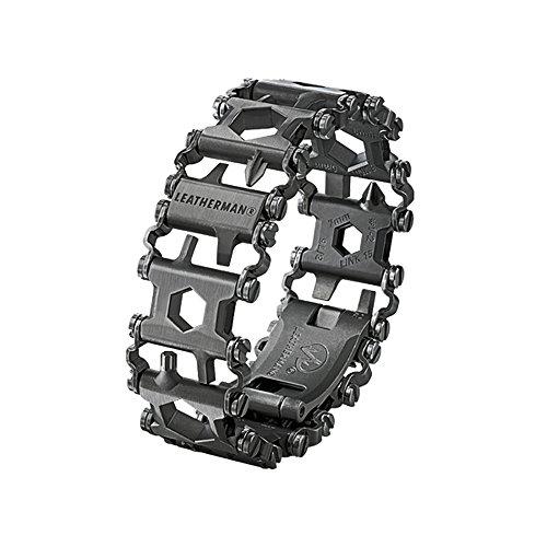 Leatherman TREAD Black schwarz Armband Multitool Werkzeug Edelstahl