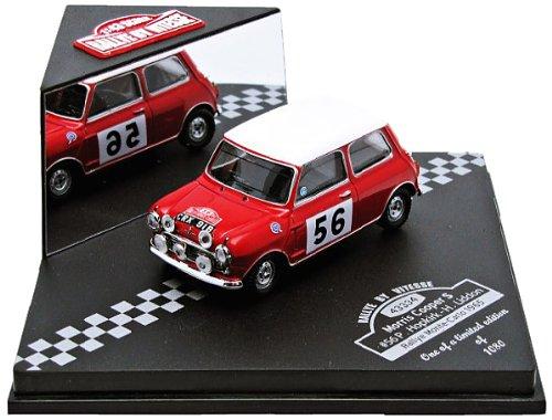 Velocità - 43334 - Miniature veicolo - modello in scala A - Morris Cooper S - Rally di Monte Carlo 1965 - Scala 1/43