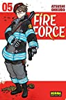Fire Force 05 par Ohkubo