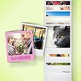 Revelado de fotos Polaroid con fotocenter - 40 fotos a tamaño 10x12 cm
