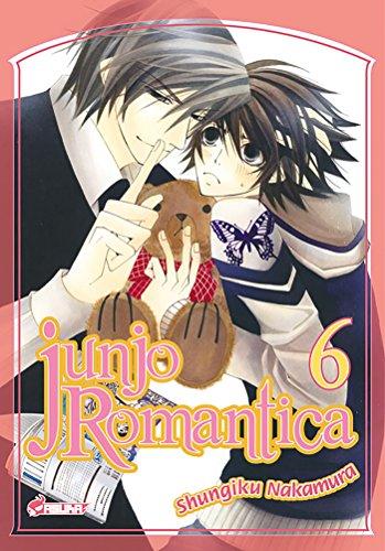 Junjô Romantica Vol.6