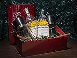 HEBEL `s Weihnachtliche Geschenkbox Gewürzmühlen-Set (blaue Box)