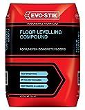 Evo-Stik 3081228112,5kg compuesto de nivelación de suelo-gris
