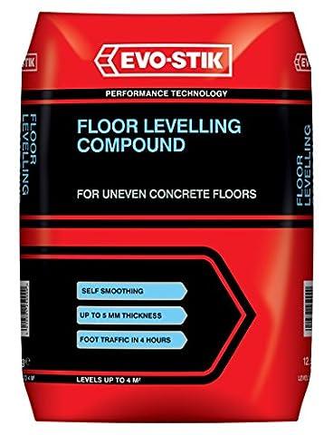 Evo-Stik 30812281 12.5 kg Floor Levelling Compound - Grey
