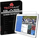 TECHGEAR® Samsung Galaxy Tab Pro 10.1 Inch (SM-T520 / SM-T525) GLASS Edition Genuine Tempered Glass Screen Protector Guard Cover