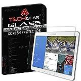 Techgear® Displayschutz für Samsung Galaxy Tab Pro 10.1 Zoll (25,7cm)(SM-T520 / SM-T525), echtes Sicherheitsglas