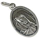 AFP Anhänger Madonna Heilige Maria 925 Sterling Silber AS-356