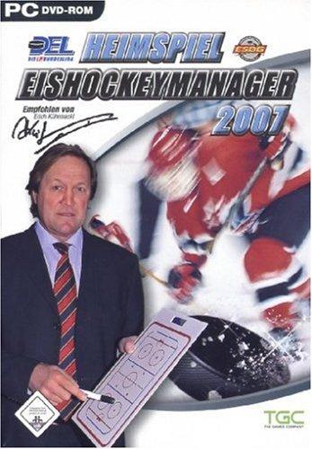Heimspiel: Eishockeymanager 2007