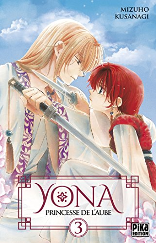 Yona - Princesse de l'Aube Vol.3 par KUSANAGI Mizuho