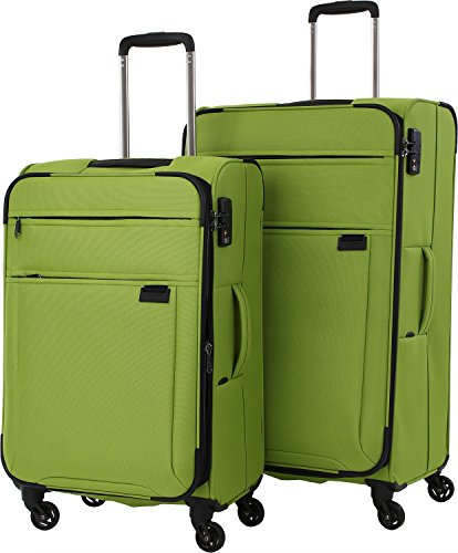 Hardware Take Off 4-Rad Trolley Set 2-tlg. 786 green apple/black