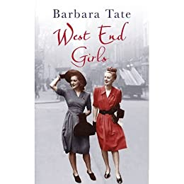 West End Girls by [Tate, Barbara]