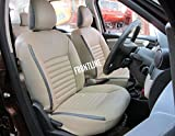 #6: FRONTLINE PU Leather Car Seat Cover For Honda City