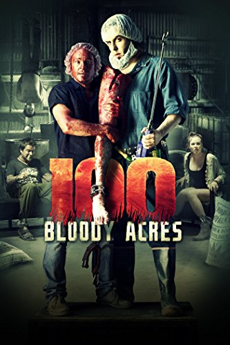100 Bloody Acres Cover