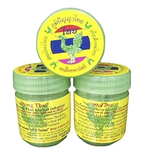 Herbal schnüffeln (drogenkonsum) Hong Thai schnüffeln (drogenkonsum) Relief schwindelgefühle-Verkauf Set von 320g FLASCHEN