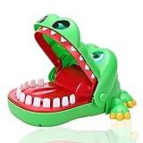 Smibie Kroko Doc Krokodil Zahnarzt Kinderspiel Mund Biss Finger Spielzeug Schnap-Spiel Krokodil Spielzeug für Kinder Geschenk