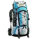 AspenSport Zaino The South Pole 70 Turchese/Grigio