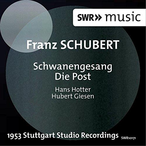 Schwanengesang, D. 957: No. 9, Ihr Bild