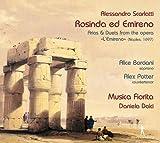 Scarlatti : Rosinda ed Emireno - Aria & Duets from the opera 'L'Emireno' (Naples, 1697)